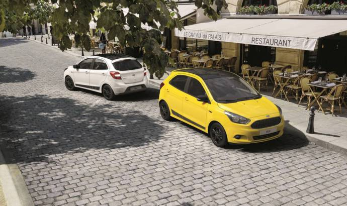Ford Ka+ has a special edition in Europe