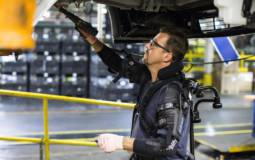 Ford is testing a unique EksoVest in its factories