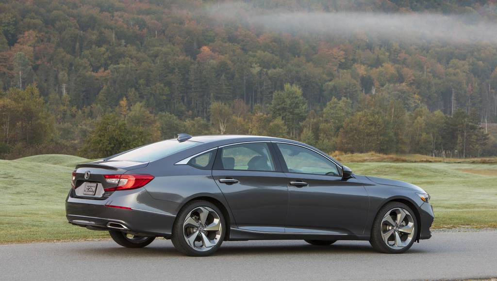 Honda Accord 2.0T VTEC engine available in US