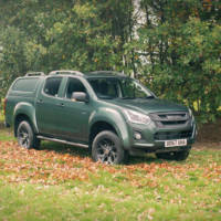 Isuzu D-Max Huntsman Package introduced in UK