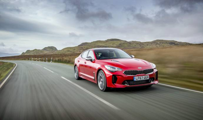Kia Stinger Gran Turismo UK pricing announced