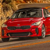 Kia Stinger US pricing announced