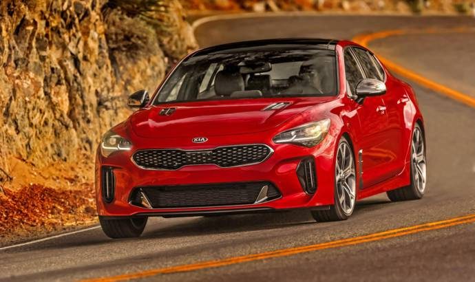 Kia Stinger US pricing announced