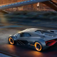 Lamborghini Terzo Millennio explores new boundaries for Lamborghini