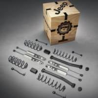 Mopar announces 200 Jeep Performance Parts for the new Wrangler