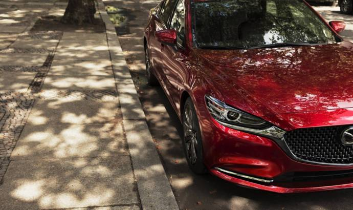 New Mazda6 - Official pictures