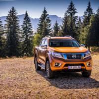Nissan Navara reaches 50.000 sales in Europe