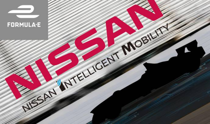 Nissan replaces Renault in Formula E competition