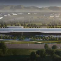 Polestar begins building its first factory in China
