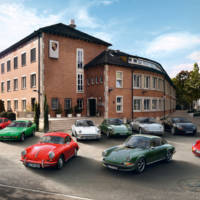Porsche offers an anti-theft system for its classic cars