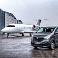 Renault Trafic Spaceclass available in UK