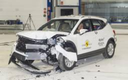 Seat Arona awarded five stars by EuroNCAP