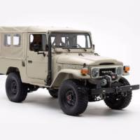 This is the new Land Cruiser FJ Company Signature Edition