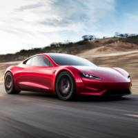 This is the new Tesla Roadster: 0-60 mph in 1.9 seconds and a top speed of over 250 mph