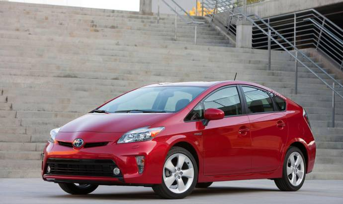 Toyota recalls Prius and C-HR models