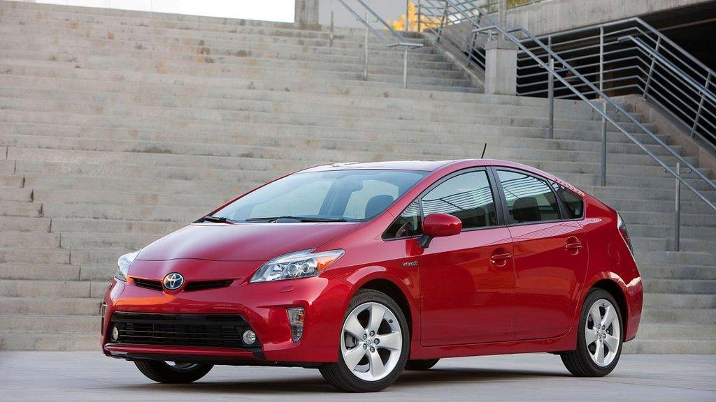 Toyota recalls Prius and C-HR models
