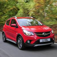 Vauxhall Viva Rocks introduced in UK