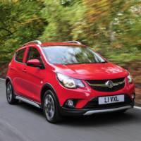 Vauxhall Viva Rocks introduced in UK