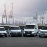 Volkswagen Commercial vehicles sales in 2017