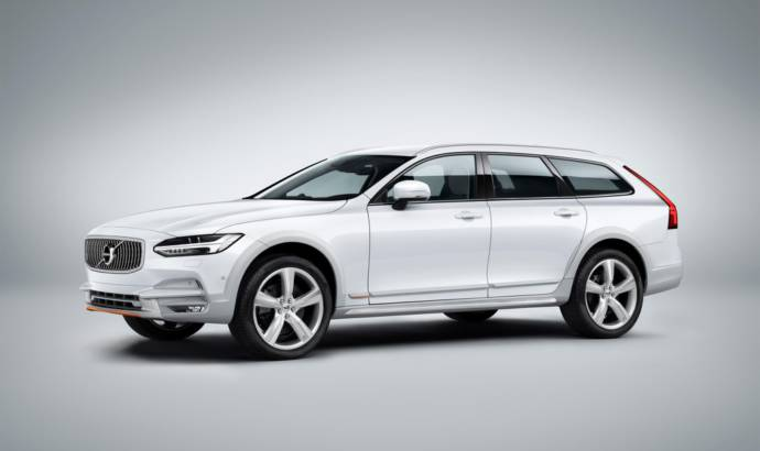 Volvo V90 Cross Country Ocean Race edition announced