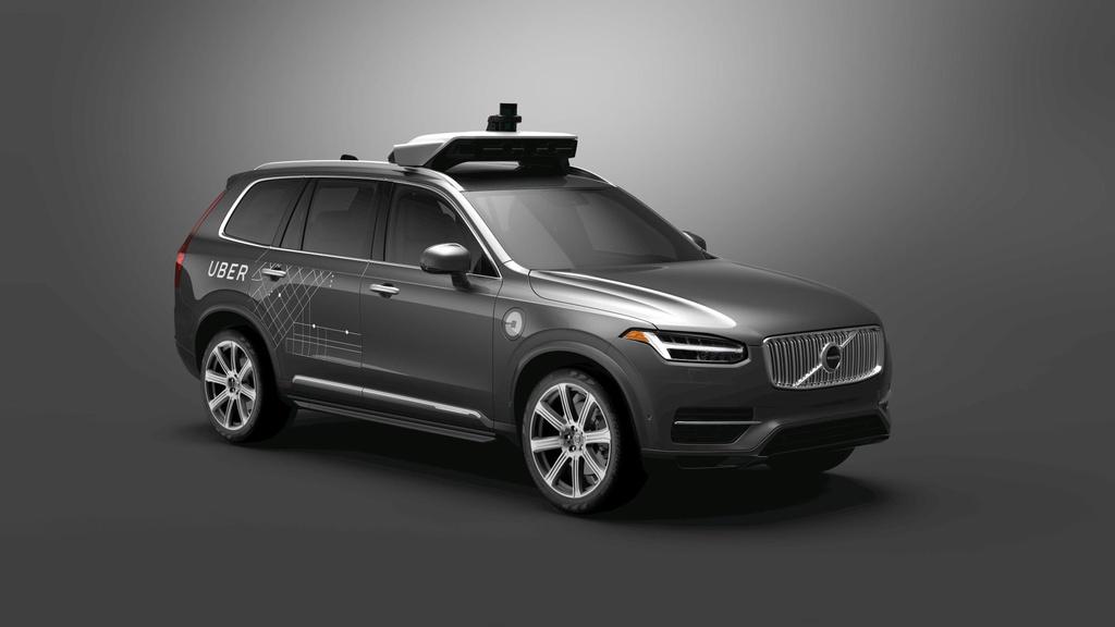 Volvo to provide autonomous cars to Uber