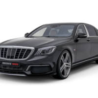 Brabus 900 is the ultimate package for the mighty Mercedes-Maybach S650