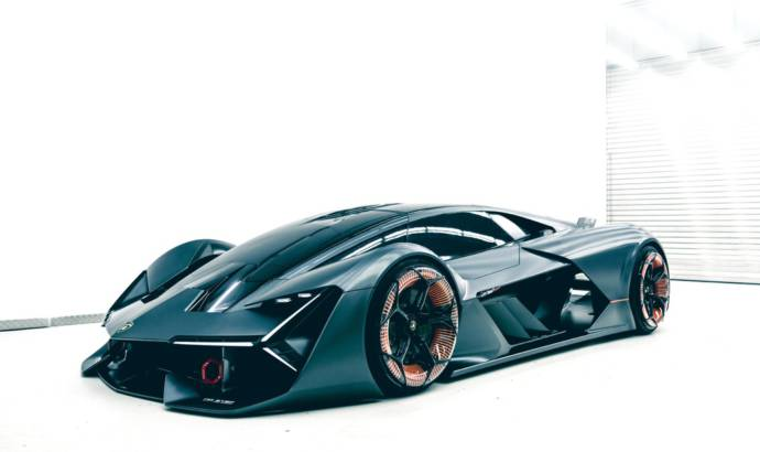 Lamborghini Terzo Millennio explores new boundaries for Lamborghini