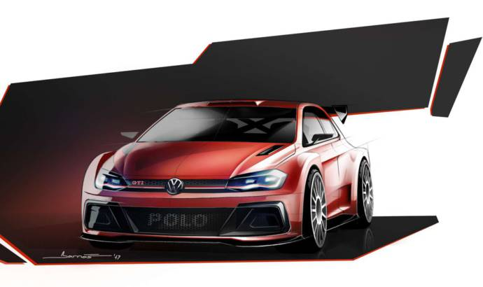 Volkswagen is back in WRC with Polo GTI R5