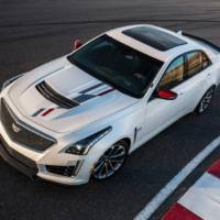 2018 Cadillac Championship Edition ATS-V and CTS-V available in US