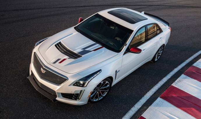 2018 Cadillac Championship Edition ATS-V and CTS-V available in US