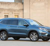 2018 Honda Pilot US pricing announced