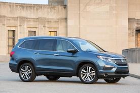2018 Honda Pilot US pricing announced