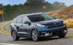 2018 Kia Niro Plug-in Hybrid introduced
