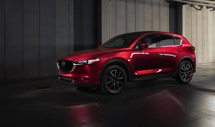 2018 Mazda CX-5 already offers new upgrades in US