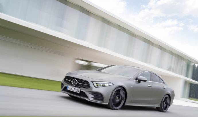 2018 Mercedes-Benz CLS UK pricing announced