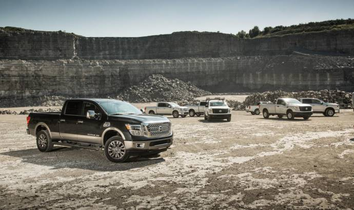 2018 Nissan Titan and Titan XD pricing announced