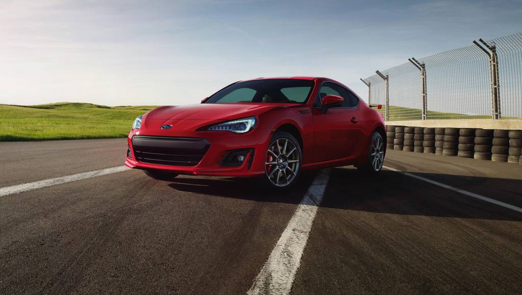 2018 Subaru BRZ US pricing announced