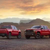 2019 Chevrolet Silverado first official photos