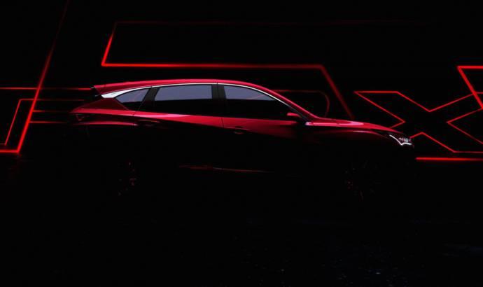 Acura RDX Prototype teased ahead of NAIAS Detroit