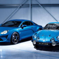 Alpine is developing a Sport version of the A110