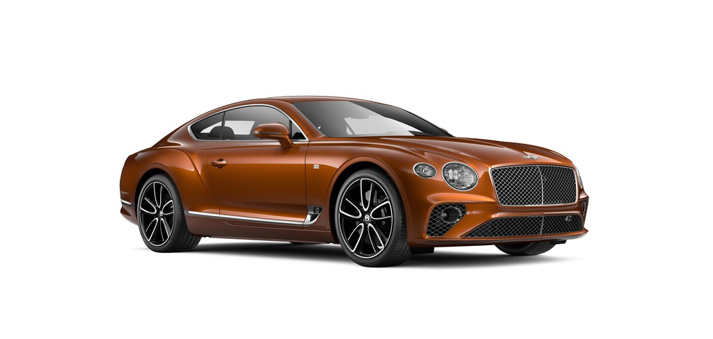 Bentley Continental GT First Edition unveiled