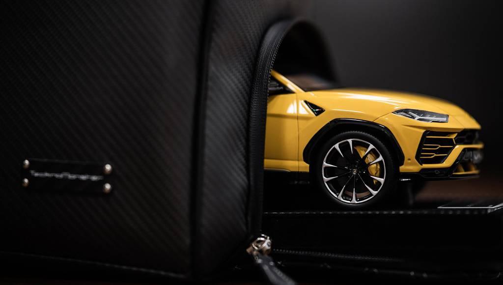 Collezione Automobili Lamborghini launches special Urus collection