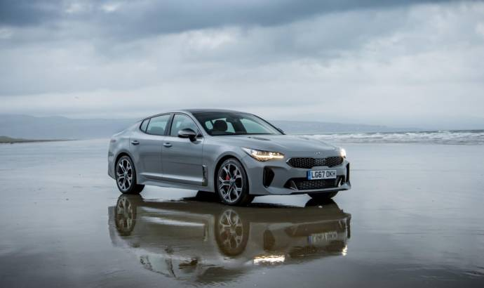 EuroNCAP awards five star rating for Kia Stonic and Stinger