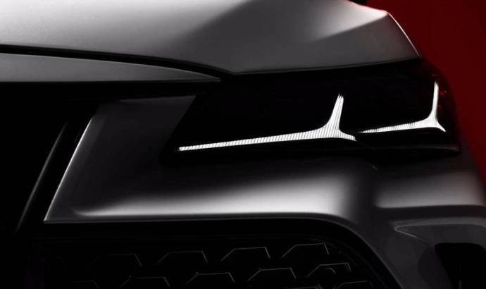 First teaser for the new Toyota Avalon