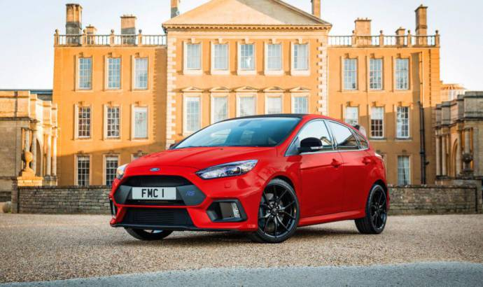 Ford Focus RS Red Edition launched in UK
