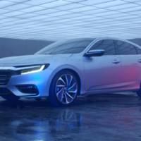Honda Insight Prototype to be introduced in NAIAS Detroit