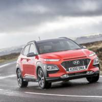 Hyundai Kona awarded 5-stars in EuroNCAP tests
