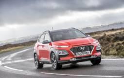 Hyundai Kona awarded 5-stars in EuroNCAP tests