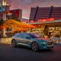 Jaguar I-Pace concept makes final tests in Los Angeles