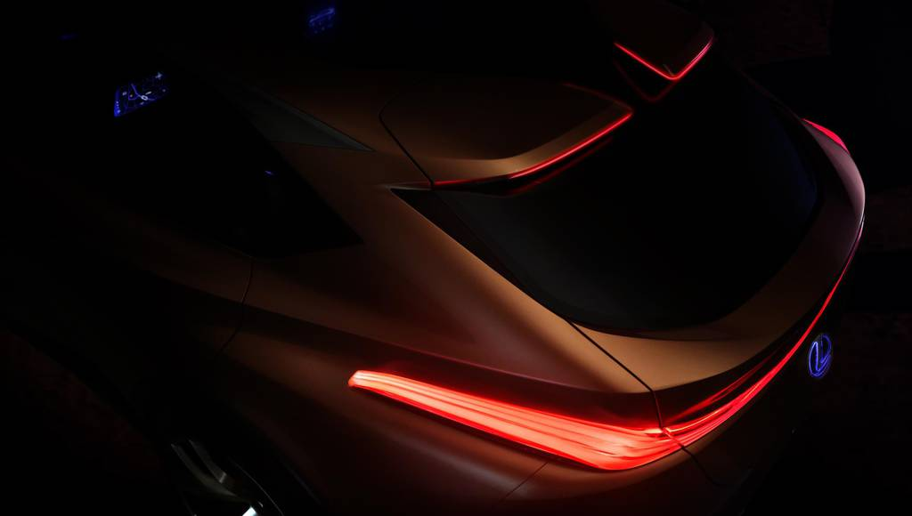 Lexus LF-1 Limitless to be introduced in Detroit